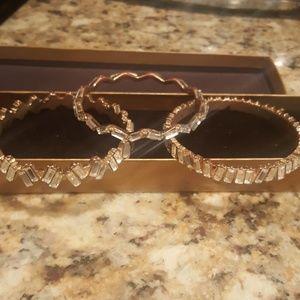 3 never bracelets